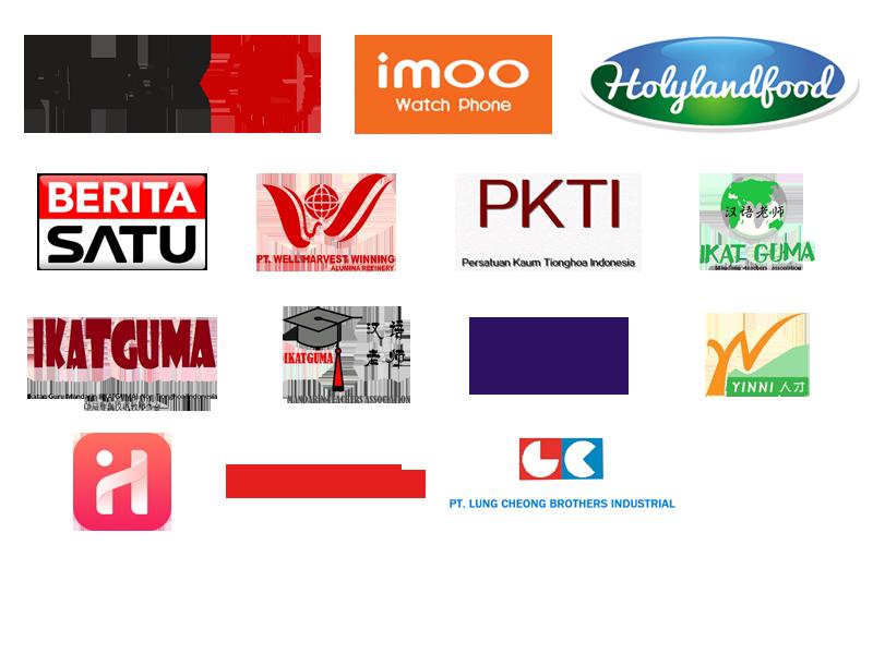 logo partnership mandarin info